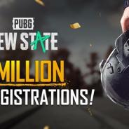 PUBG、新作『PUBG:NEW STATE』の事前登録者数がわずか1週間で全世界500万人を達成! App Storeでの事前予約も順次開始へ