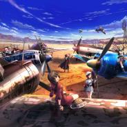 バンナム、『荒野のコトブキ飛行隊 大空のテイクオフガールズ!』にて海外機「ヘルキャット」「Bf109E」を追加実装!
