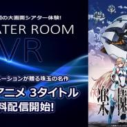 SIE、PSVRを使った『シアタールーム VR』で『楽園追放』など劇場版アニメ3タイトルを有料配信へ
