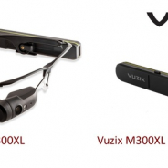 Vuzix、エンタープライズ向けのスマートグラス「M300XL」の提供を開始