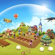 ゲームヴィルジャパン、経営シミュレーションゲーム『シロンのシークレットガーデン』が3月28日に配信決定…特典がもらえる事前登録イベントも開始