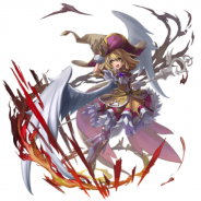 NTTドコモ、『Heaven×Inferno』降臨イベント「穿斬(せんざん)のアルレット」を開催 新キャラクター「純炎のルミアル」ガチャも実施