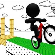 スパイシーソフト、「チャリ走」シリーズの最新作『跳びだせ!チャリ走3D 2nd』を配信開始 ガラケー版の懐かしいギミックを3Dで完全再現