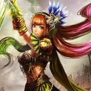 ドリコムの『神縛のレインオブドラゴン』が1周年…Sレア「竜剣士キアラ」がもらえるキャンペーンを実施