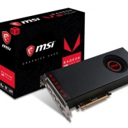 MSI、「Radeon RX Vega 56 8G」発売 価格は61,500円(税別)