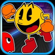 アズアンドコー、縦型スクロールアクションゲーム『激ムズ!ドッジアンドダッシュ ver.パックマン』Android版をリリース