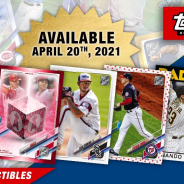 米トレーディングカード大手「Topps」、MLBカードでNFT参入 4月20日より発売
