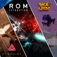 【PSVR】PS VR Aim Controllerは『Farpoint』の他、『BrookHaven』や新作『ROM: Extraction』などにも対応