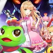 サイバーエージェント、Android版『ウチの姫さまがいちばんカワイイ』の事前登録の受付開始!