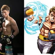 ルーデル、『はじめの一歩FIGHTING SOULS』で現役世界王者「井上尚弥選手」とのコラボを開始! ゲーム内でドリームマッチが実現!
