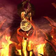 アソビモ、『アヴァベルオンライン-絆の塔-』で灼熱の炎が燃え上がる新マップ「火山階層51F‐ニアム‐」を実装!