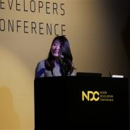 """【NDC17】『クルセイダークエスト』の復調から見る""""勝負手""""の打ち方とは…一度人気が落ちたアプリが1年で好調に転換"""