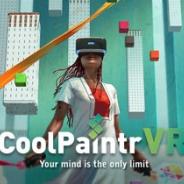 【PSVR】ペインティングソフト『CoolPaintrVR』が北米でリリース VR空間で3Dペイントが可能に