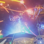 【Vive新作情報】ド迫力の大型戦艦が大量に登場、FPSシューティング『Space Jones VR』 ほか時間を巻き戻すADVなど9本