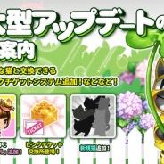 ESTgames、『マイにゃんカフェ』で大型アップデートを実施 新たな引渡しNPC「マカロンガール」や新規SPインテリア「紫陽花」などを追加