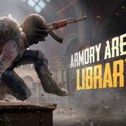 PUBG、『PUBG MOBILE』でアリーナモードに新たに「Armory Arena:Library」が登場