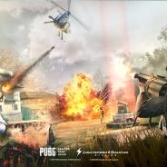 PUBG、『PUBG MOBILE』にてヘリコプターや限定銃器が使用可能なイベントモード「Payload」を実装!