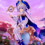 『幻想神域 -Link of Hearts-』で時間の女神クロノスの「ピックアップキャンペーン」開催 大量のダイヤを獲得できる「カムバック&RTキャンペーン」も実施