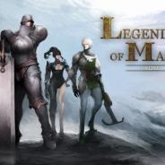 ゲームヴィルジャパン、正統派3DアクションMORPG『レジェンドオブマスターオンライン』Android版の配信を9月中旬に決定。事前登録を開始