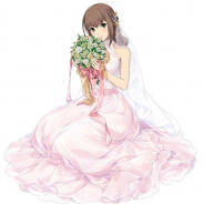 USERJOY JAPAN、『英雄伝説 暁の軌跡モバイル』に花嫁姿の「《神速》のデュバリィ」が登場!