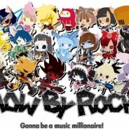 ギークス『SHOW BY ROCK!!』がAppStore売上ランキングで20位に急上昇! 放送中のTVアニメも人気化に一役