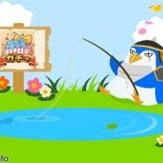エイタロウソフト、『ブレイブオンライン』のマスコットキャラクター「釣りペンギン」に井上和彦さんを起用