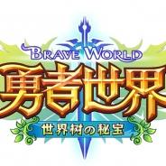 gumi、盛大遊戯と組みフォーメーションRPG『勇者世界』の中国展開を開始! 売上ランキングでトップ20に入るなど好スタート