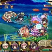 DMMとFUNYOURS、『九十九姫』にリアルタイム対戦システムを実装 蓬莱(CV:高城みつさん)と虎徹(CV:瑞沢渓さん)を福袋に追加