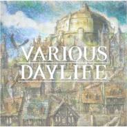 スクエニ、『VARIOUS DAYLIFE』初のオリジナル・サウンドトラックをダウンロード版で配信開始!