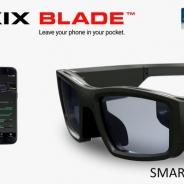 スマートグラスのVuzix、重さ80gの「Blade」を2018年に出荷