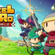 スタジオワンオアエイト、タワーディフェンスゲーム『ピクセルヒーロースクランブル』を配信開始!