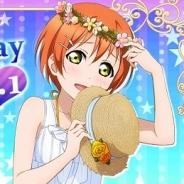 『ラブライブ!スクールアイドルフェスティバル』で「星空凛」誕生日を記念してラブカストーン5個プレゼント! μ'sメンバーの特別ボイスも