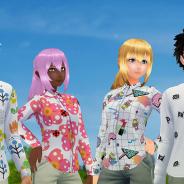 Nianticとポケモン、『ポケモンGO』で着せ替えアイテム「ポケモンシャツ」の新柄登場 レディバ、ポポッコ、ムチュール、アンノーンの4種