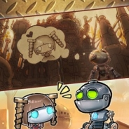 Cygames、ゲームブランド「ちょゲつく」にてアクションパズル『からくりコロリ』iOS版の配信を開始