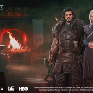 Behaviour InteractiveとGAEA、HBO、『ゲーム・オブ・スローンズ Beyond the Wall』のAndroid版を配信開始 ドラマの約50年前の世界を描く