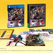 カプコン、PS4『戦国BASARA4 皇 ANNIVERSARY EDITION』を発売決定! シリーズ15周年を記念した特別パッケージ