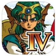 【App Storeランキング(4/17)】本日配信開始の『ドラゴンクエストIV』がいきなり売上20位に登場!『剣と魔法のログレス』も8位に浮上