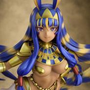 ホビージャパン、『Fate/Grand Order』よりフィギュア『キャスター/ニトクリス』を3月25日より受注開始!