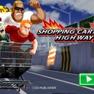 D3パブリッシャー、ランゲーム『SHOPPING CART HIGHWAY R』のiOS版の配信を開始 「Lobi」へのプレイ動画アップに対応