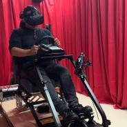 ハシラス、高齢者ドライバー向けのVRシミュレーターを開発へ