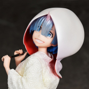 フリュー、「Re:ゼロから始める異世界生活 レム -鬼嫁- 1/7スケールフィギュア」をホビーECサイト「F:NEX」にて受注開始!