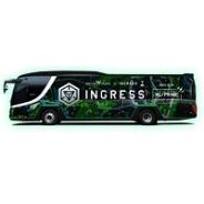 WILLER TRAVEL、「Ingress」とのコラボバスを名古屋で3月1日より運行開始…「Ingress」だけでなく名古屋の魅力が満喫できる3コースを用意