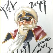 テンダ、『宇宙戦艦ヤマト2199 -イスカンダルへの旅路-』で結城信輝氏の描き下ろしキャラクターデザイン色紙が当たる「リアルガチャ」キャンペーンを開始