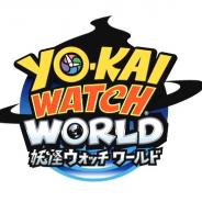 【速報】ガンホーとレベルファイブ、妖怪探索位置ゲーム『妖怪ウォッチワールド』を発表!