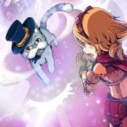 D3パブリッシャー、『脱出ハンター!ネコと魔法と 100 の謎』iOSアプリ版をリリース…謎解き&ストーリーが楽しめる脱出ゲーム