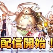 YOOGAME、新作ファンタジーSRPG『スカイフォート・プリンセス』を配信開始 ストーリーを彩るアニメは全編フルボイスで展開!