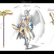 ゲームヴィル、『クリティカ ~天上の騎士団~』の大型「覚醒」アップデートを実施でキャラ覚醒追加&新スキル「ダッシュ」を追加