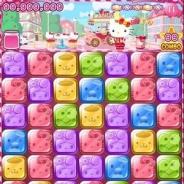 ニフティ、サンリオウェーブと共同でパズルゲーム『Hello Kitty Candy(ハローキティ キャンディ)』をApp Storeで配信開始
