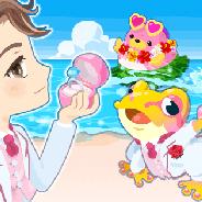 アスキス、「婚活」シリーズ第2弾『釣り婚活』を配信開始! アバターでコーデを楽しむ釣り&婚活シミュレーションゲーム