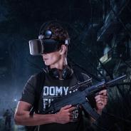 """""""世界初""""一体型VRデバイス『IDEALENS K2』が今秋発売 業界トップの視野角120度、タイムラグ17ms、重量295g…屋外でも楽しめるデバイスへ"""